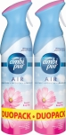 Ambi Pur Air Spray Duo Flowers&Spring 2x300ml