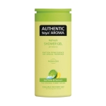 Authentic toya Aroma Ice lime & lemon, sprchový gel 400ml