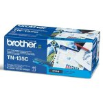 Brother TN135C modrý toner 4000s